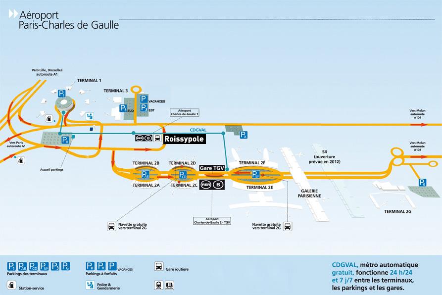Navettes Aeroport Relais Spa Roissy Charles De Gaulle